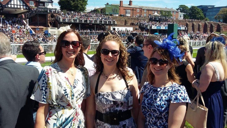 Fab day at the races
